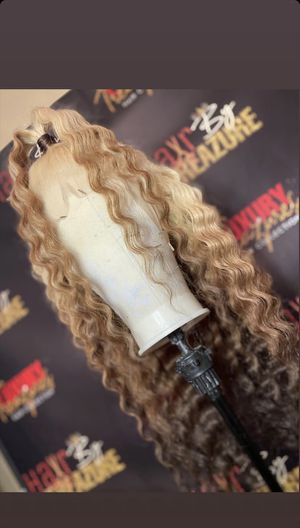 Reverse Ombré Brazilian Hair Frontal Wig for Sale in Murfreesboro, TN