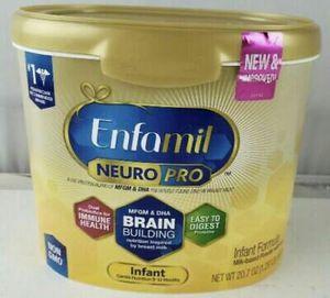 Enfamil baby formula for Sale in Oxnard, CA