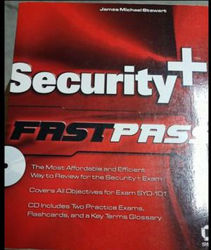 Computer Book Security+ Comptia 2008 for Sale in Deerfield Beach, FL