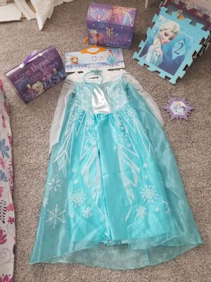 Elsa dress for Sale in Orlando, FL