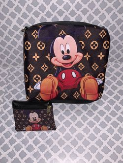 Mickey Mouse Purse Bundle for Sale in Colton,  CA