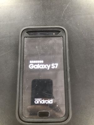 Samsung Galaxy S7 Cellphone AT&T clean esn for Sale in Baltimore, MD