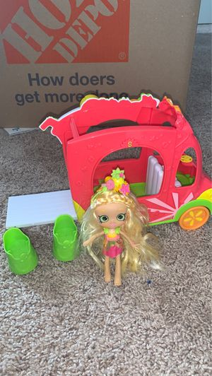 Shopkin car and doll for Sale in Beaverton, OR