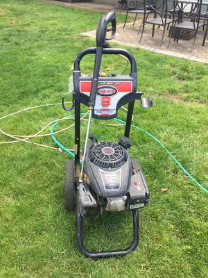 Simpson pressure washer for Sale in Pequannock Township, NJ