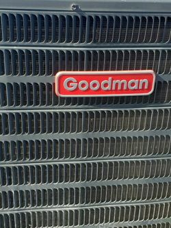 Goodman 4 Ton, 13 To 14 SEER AC and Heating Condenser for Sale in Bakersfield,  CA