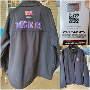 Mens XL Dale Jr jacket, never worn, price can be negotiated for Sale in Camden, AR