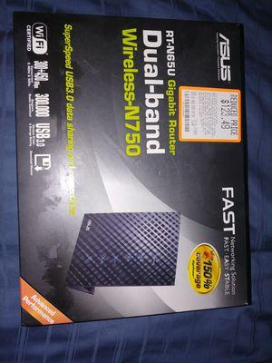 Asus RT-n65u Gigabit Router for Sale in Sacramento, CA