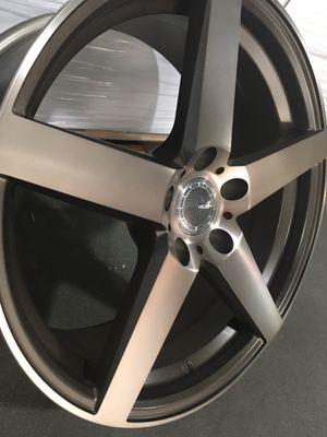 18x8 velsen wheels, brand new for Sale in Pasadena, CA