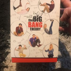 The Big Bang Theory Complete Series for Sale in Monterey, CA