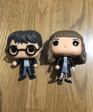 Funko POP Movies: Harry Potter Action Figure, 2pcs for Sale in Los Angeles, CA