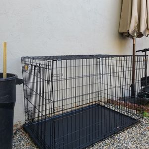 Dog Cage Large for Sale in Campbell, CA