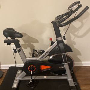 Home Spinning (cycling) Bike Set (As New-Less Than 6 Months) for Sale in Newton, MA