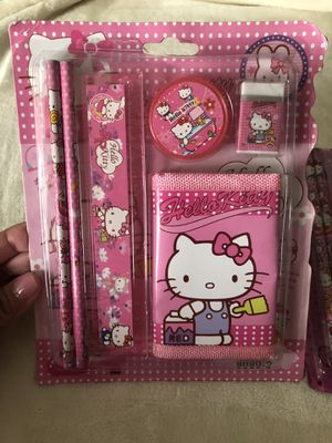 Hello Kitty Stationary Set for Sale in Poinciana, FL