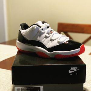 "Jordan 11 retro low ""concord bred"" for Sale in Riverside, CA"