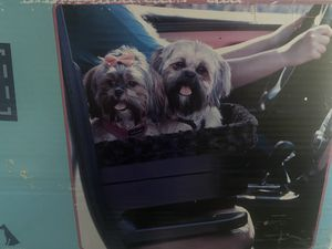 Dog seat booster for Sale in San Mateo, CA