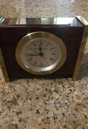 Matthew Norman Antique Alarm Clock for Sale in Tamarac, FL
