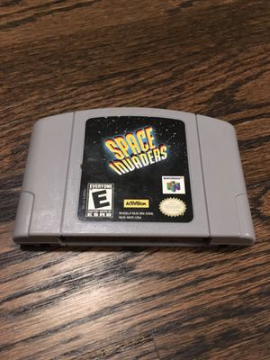 N64 Space Invaders Game for Sale in Los Angeles, CA