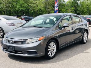 2012 Honda Civic EX for Sale in Bristol, PA