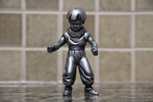 Dragon Ball Z 2000 Silver Goku Figure for Sale in Chicago, IL