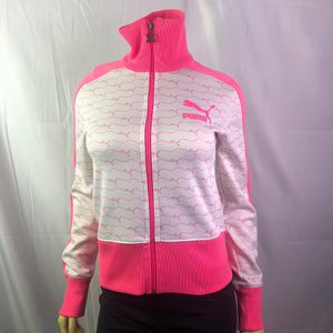 Puma women's track jacket zip front size small for Sale in Lawndale, CA