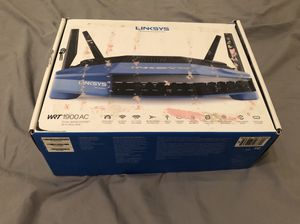 Linksys AC1900 Dual Band Open Source WiFi Wireless Router (WRT1900ACS) for Sale in Nashville, TN