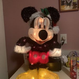 Christmas Mickey Mouse for Sale in Brook Park, OH