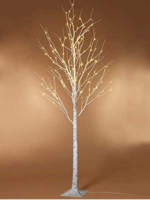 Twinkle Star 6Feet Lighted LED Birch Tree for Sale in Henderson, NV