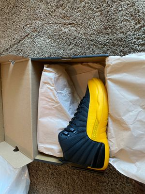 Jordan 12 University Gold for Sale in Delray Beach, FL