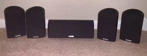 Polk Audio Surround Speakers for Sale in Rosenberg, TX