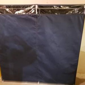 2 Wardrobe Closets.. Both For Only $30.00 for Sale in Neenah, WI