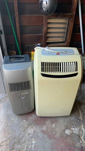 2 AC portable units for Sale in San Diego, CA
