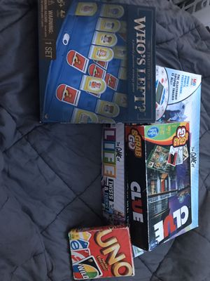 Board games for Sale in Sacramento, CA