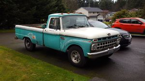 65 Ford F250 for Sale in Puyallup, WA