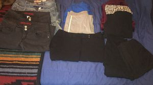 Women's clothes- jeans, sweats, shorts shirts for Sale in Wichita, KS