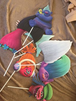 Troll photo props for Sale in Moreno Valley, CA