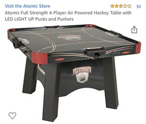 4-Player Hockey Table for Sale in Greenwich, CT