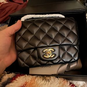 Chanel Mini Square Flap Bag for Sale in Staten Island, NY