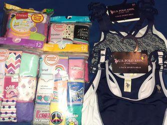 Girls Underwear Bundle for Sale in Tampa,  FL