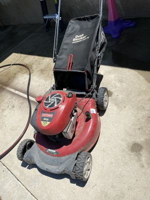 Craftsman Gold series lawn mower for Sale in Fresno, CA