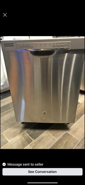 GE Stainless Dishwasher for Sale in Englewood, CO