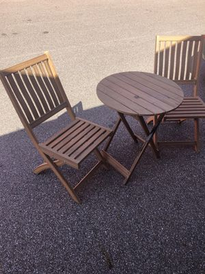 Patio set for Sale in Evansville, IN