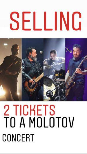Molotov Concert Tickets for Sale in Riverside, CA