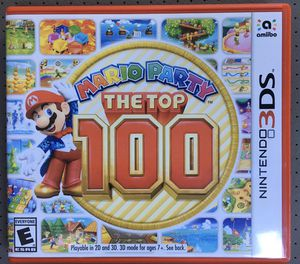 Mario Party: The Top 100 - Nintendo 3DS for Sale in San Diego, CA