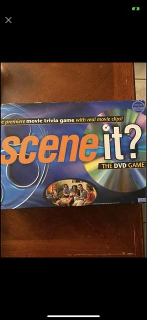 Scene it games for Sale in Lakeland, FL