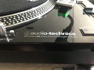 Record Players, receiver, cdr speaker, mixer DJ set up for Sale in Atlanta, GA