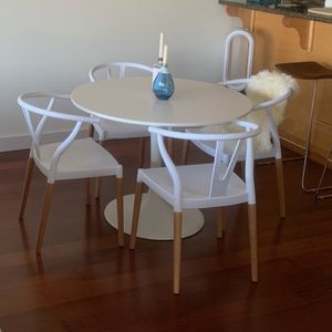 Brand New Modern Dining Chairs - Set of 4 for Sale in Portland, OR