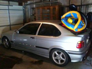 BMW Hatchback .318 Ti 1997 M sport package for Sale in Chicago, IL