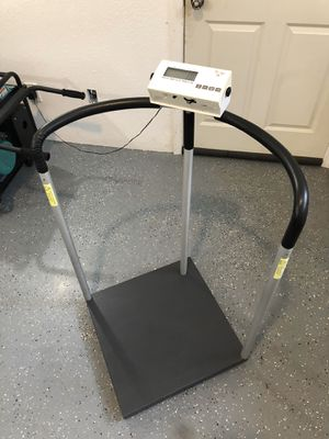 Digital Handrail Scale for Sale in Duvall, WA