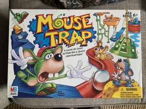Mouse Trap Game - Like New - Kids to Adults Ages 6+ for Sale in Portland, OR