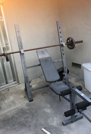 Weight Bench for Sale in Orange, CA